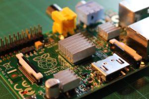 Raspberry Pi - Einplatinen Computer