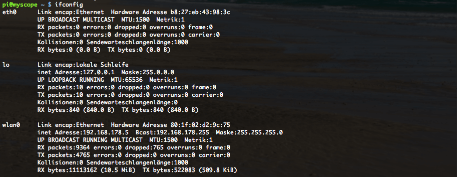 ifconfig_wlan