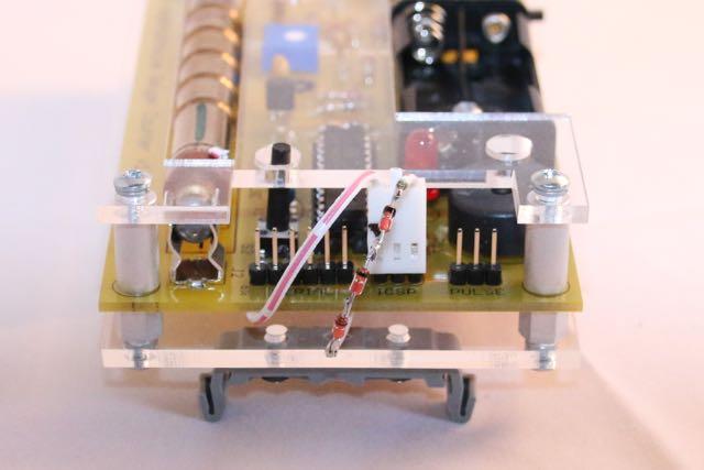 MightyOhm Geiger Counter USB Spannungsversorgung