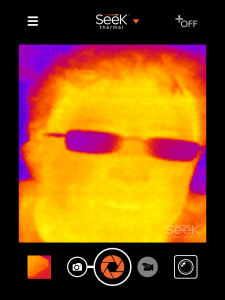 Seek Thermal iOS-App