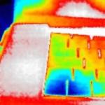 Amber: Falschfarben-Palette der Seek Thermal XR Wärmebildkamera