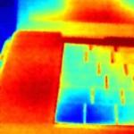 Indigo: Falschfarben-Palette der Seek Thermal XR Wärmebildkamera