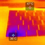 Seek Thermal: max und min Temperatur im Wärmebild mit Seek Thermal XR