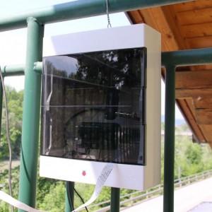 Raspberry Pi Wetterstation Gehäuse