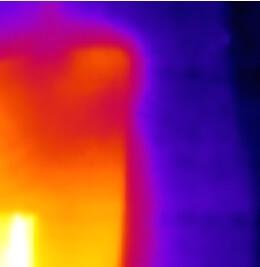 Verbessertes Seek Thermal Wärmebild mit ALE
